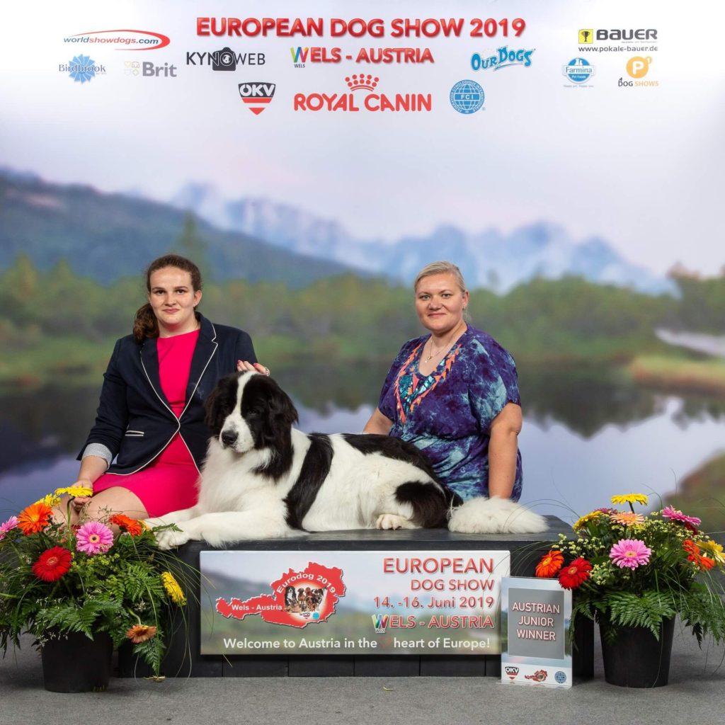 Odile Austrian Junior Winner